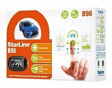 Автосигнализация StarLine B96 2CAN+2LIN GSM-GPS